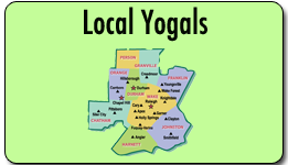 local yoga experiences